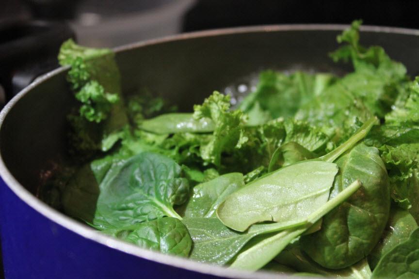Sarson ka Saag | Slow cooked mustard greens & spinach