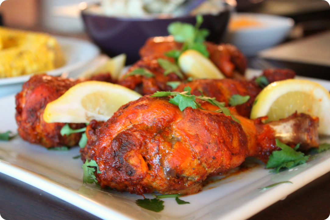 Tandoori Chicken | Love Laugh Mirch