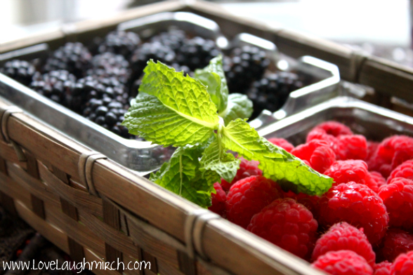 Fresh Berry Custard Tart